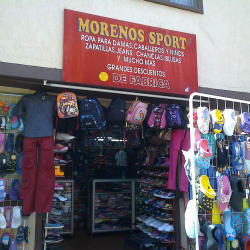Morenos Sport en Bogotá