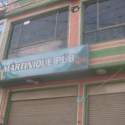 Martinique Pub en Bogotá