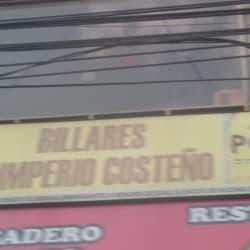 Billares El Imperio Costeño en Bogotá