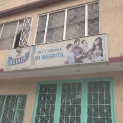 Bar Y Taberna Mi Negrita en Bogotá