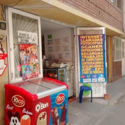Cafe Internet Diagonal 16 A en Bogotá