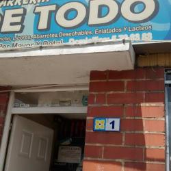 Cigarreria De Todo  en Bogotá