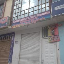 Distribuidora San Joaquin en Bogotá