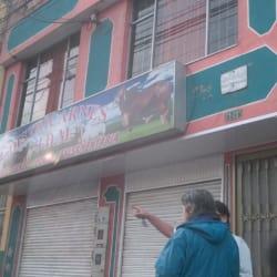 Districarnes J.D.M en Bogotá