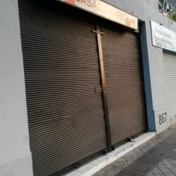 Casa Barrio en Santiago