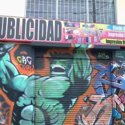 Megaimpresiones C y G en Bogotá