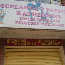Miscelanea Y Papelería Kathegrins  en Bogotá