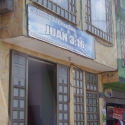 Comunidad Cristiana Juan 3:16 en Bogotá