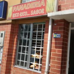 Panadería Rico Rico ... Sabor  en Bogotá
