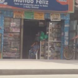 Pañalera Mundo Feliz en Bogotá
