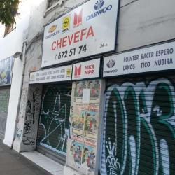 Chevefa Repuestos en Santiago