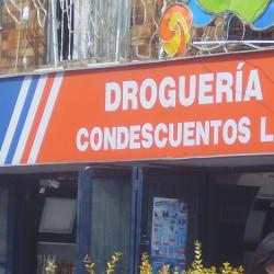 Drogueria Condescuentos L.E en Bogotá