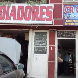 Radiadores Calle 43 en Bogotá