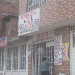 Remontadora de Calzado Calle 69 en Bogotá