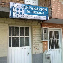 Reparación de Prendas Carrera 98 en Bogotá