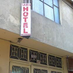 Casa Hotel Tocarema  en Bogotá