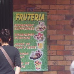 Frutería Calle 15 en Bogotá