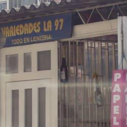 Variedades La 97  en Bogotá