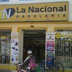 La Nacional Papelería  en Bogotá
