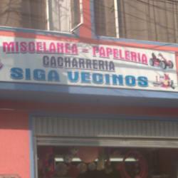 Miscelanea Papelería Siga Vecinos  en Bogotá