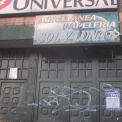 Miscelanea & Papeleria Sol y Luna en Bogotá