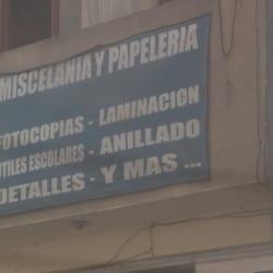 Miscelanea Y Papelería Carrera 111A en Bogotá