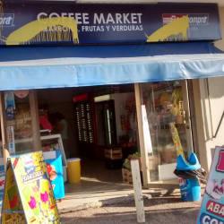 Coffee Market en Santiago