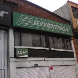 Servientrega Calle 17 # 107A en Bogotá