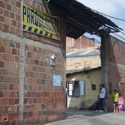Parqueadero Calle 23B en Bogotá