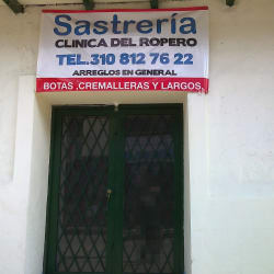 Sastrería Clínica del Ropero  en Bogotá