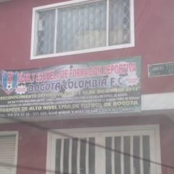 Bogota Colombia F. C en Bogotá