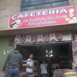 Cafeteria La Delicia De La Almojabana en Bogotá