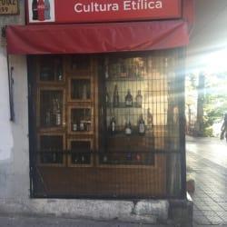 Botillería Cultura Etílica en Santiago