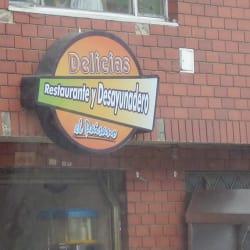 Delicias Restaurante Y Desayunadero El Paisano  en Bogotá