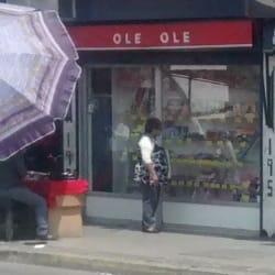 Comercial Ole Ole en Santiago