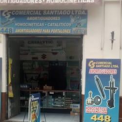 Comercial Santiago en Santiago