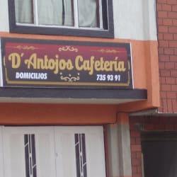 D'Antojos Cafeteria en Bogotá