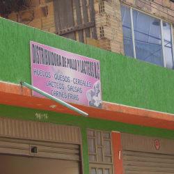 Distribuidora De Pollo Y Lacteos L.C en Bogotá