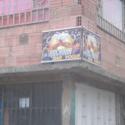 Rockola Bar Yogui en Bogotá