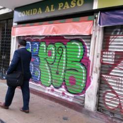 Comida al Paso - Ejército / Alameda en Santiago