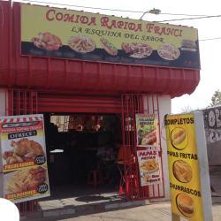 Comida Rápida Franci en Santiago