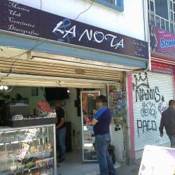 La Nota en Bogotá