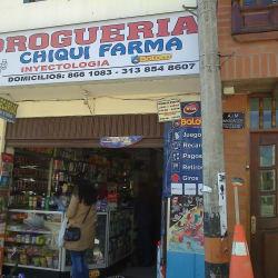 Drogueria Chiqui Farma en Bogotá