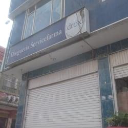 Droguería Servicefarma  en Bogotá
