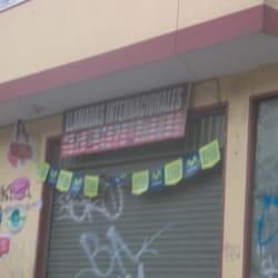 Llamadas Internacionales en Bogotá