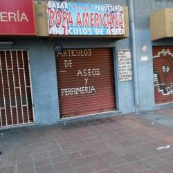 Conyta Ropa Americana en Santiago