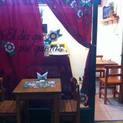 Cafetería El Día Que Me Quieras en Santiago