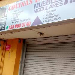 Muebles Modulares J.A en Bogotá
