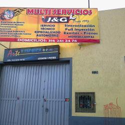 Multi Servicios J y G en Bogotá