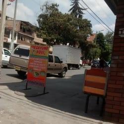 Panadería y Cafetería Los Robles   en Bogotá